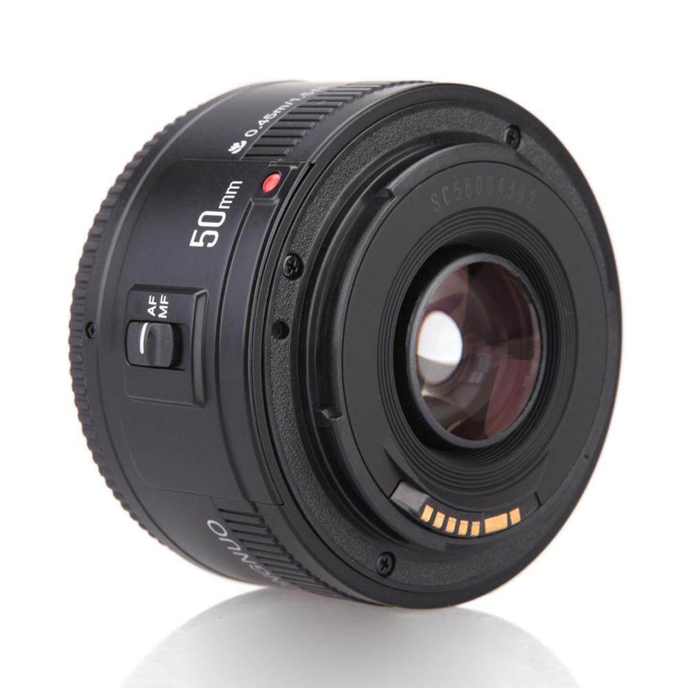 Yongnuo Yn Ef 50mm F/1.8 Af Lens 1:1.8 Standard Prime Lens Aperture Auto Focus For Canon Eos Dslr Cameras By Sunnny2015.