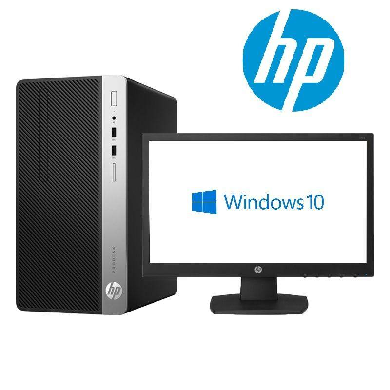 79708a59cc69 HP Prodesk 400 G5 8th Generation Intel Core I5-8500 MicroTower Commercial  Desktop With 20