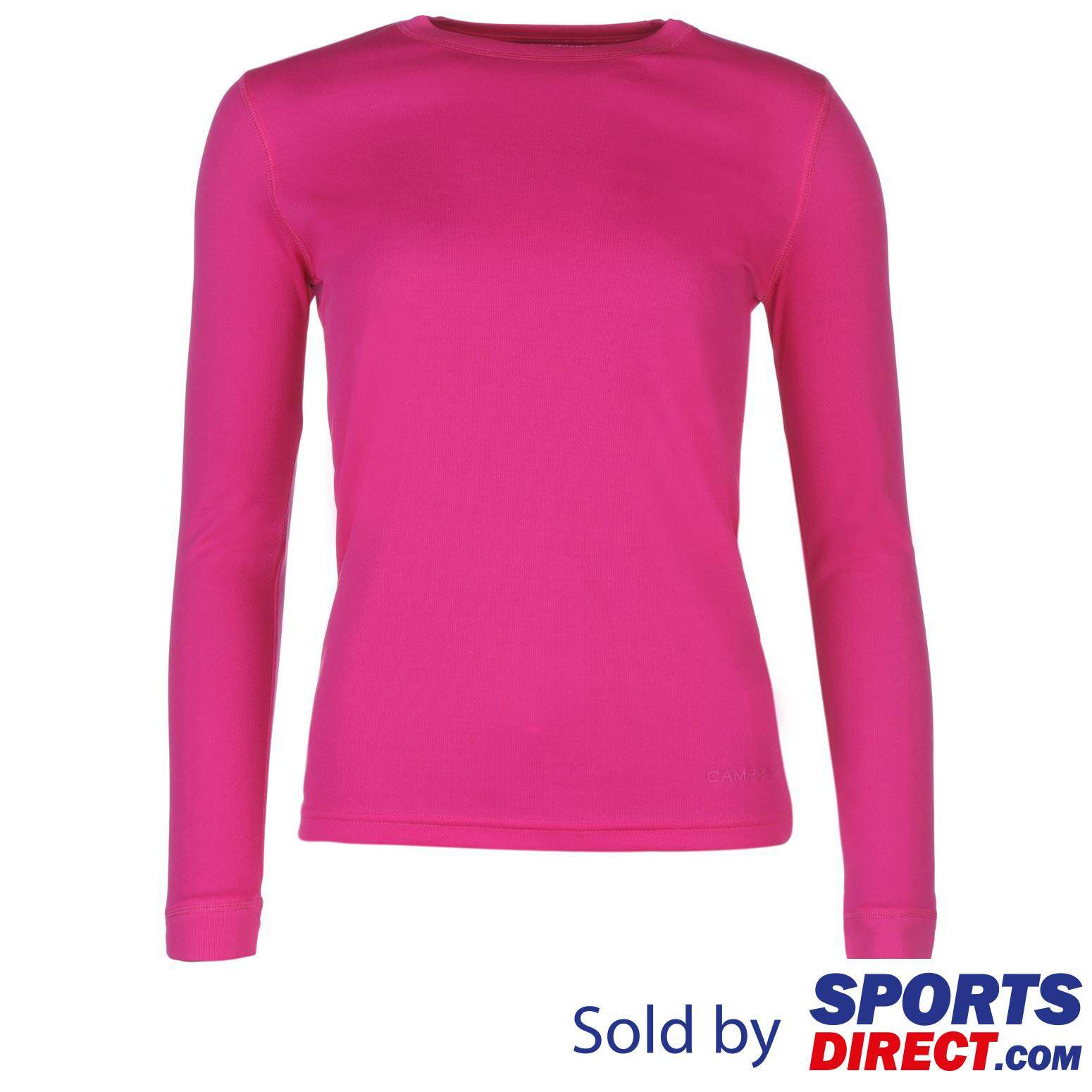 Campri Womens Thermal Top (pink) By Sports Direct Mst Sdn Bhd.