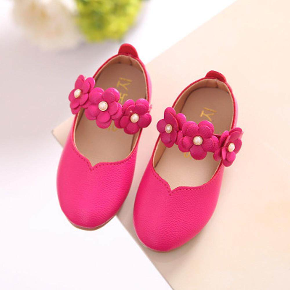 bae246e7951 Finleyshop Children Shoes Girl Fashion Flower Kid Shoes Solid All Match  Casual Shoes Hot 21