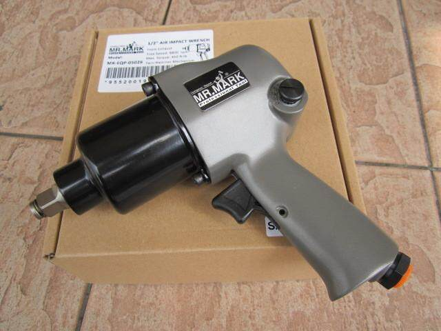 Mr.Mark 1/2 Dr. Pneumatic Air Impact Wrench, Air Impact Wrench