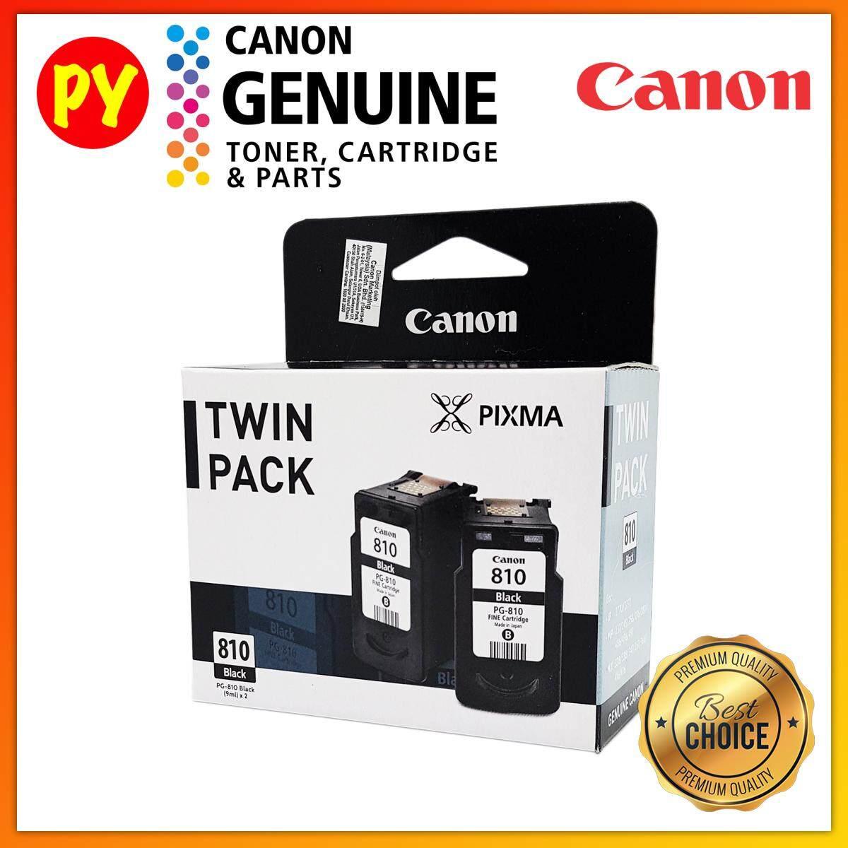 Canon Ink Price In Malaysia Best Lazada Catridge Buat Test Cl 811 Pg 810 Twin Pack Original Cartridge