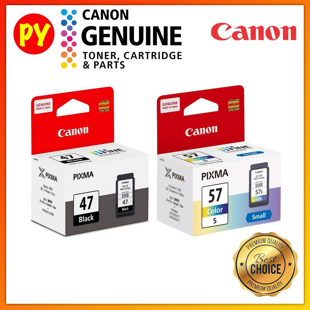 Canon Ink Jet Price In Malaysia Best Lazada Catridge Buat Test Cl 811 Pg 47 Black 57s Small 57