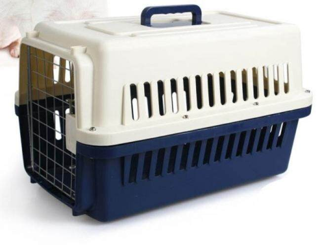 814ae1e961 YOI Airline Approved Pet Carrier Travel Cage for Pet Dog,Cat (L Size)