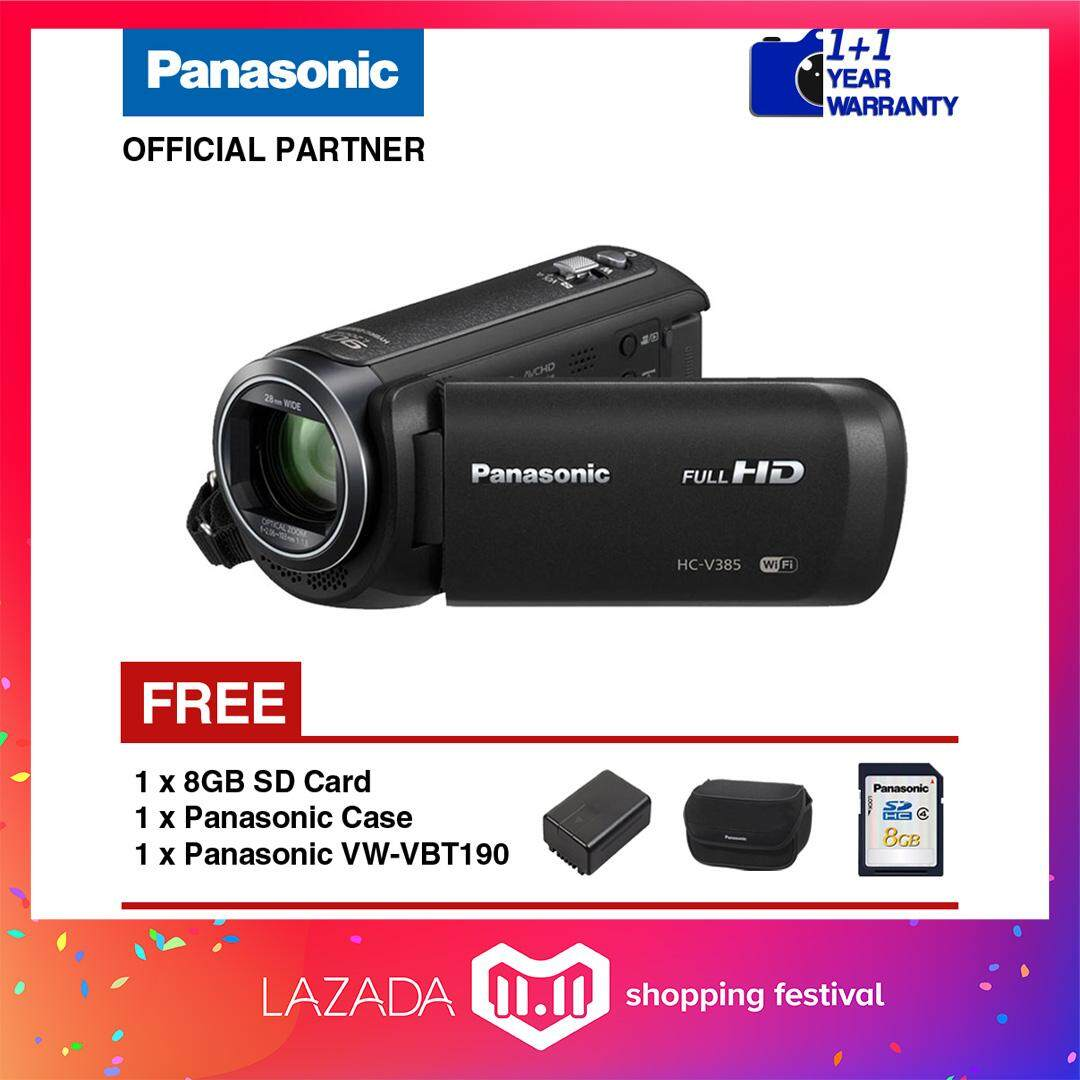 Panasonic Video Action Camcorder Price In Malaysia Best Hc Wx970 4k Ultra Hd V385 Full Black