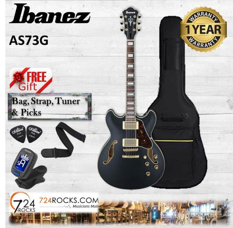 Ibanez AS73G Artcore Series Hollow Body Electric Guitar Malaysia