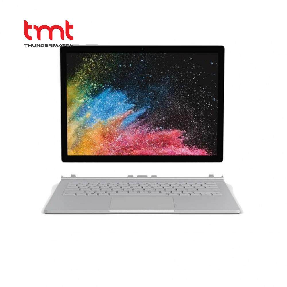 Microsoft Surface Book 2 Core i7 | 16GB Ram | 512GB SSD | 13.5 Touch Screen - Platinum Malaysia