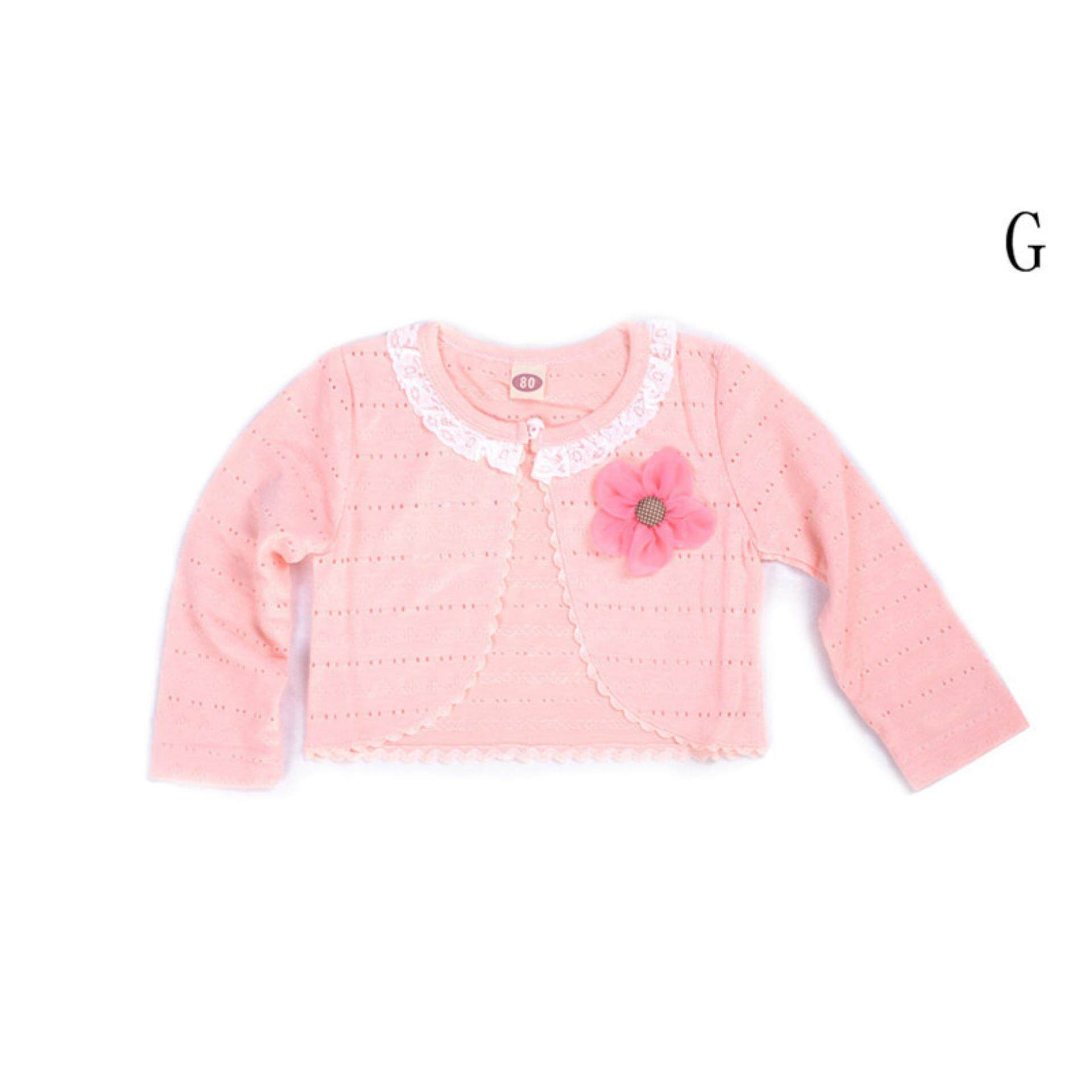 Jettingbuy 2018 New Baby Children Clothing Girls Candy Color Knitted  Cardigan Sweater Kids Spring Autumn Cotton 20df2e2e6