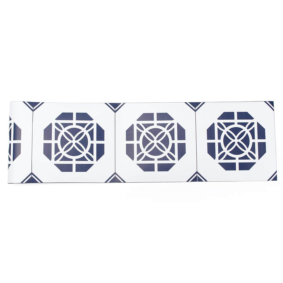 Traditional Tile Stickers 3D Three-dimensional Wall Sticker For Kitchen Bathroom #04