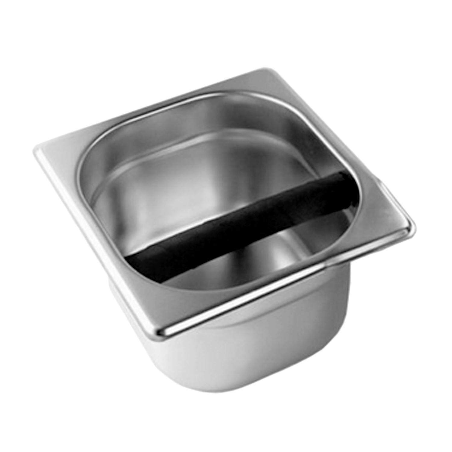 Durable Stainless Steel Espresso Coffee Knock Box Container For Home Cafe Restaurants Bars Size S By Jelly Store.
