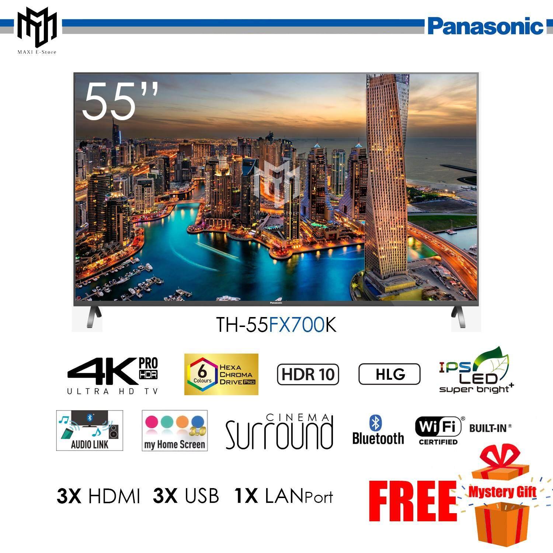 Pro Design Meja Tv Ctv 150 Daftar Harga Terbaru Dan Terupdate Brico Tamu 120 Sanremo Light Black Panasonic 55 4k Ultra Hd Smart Th 55fx700k Hexa Chroma Drive