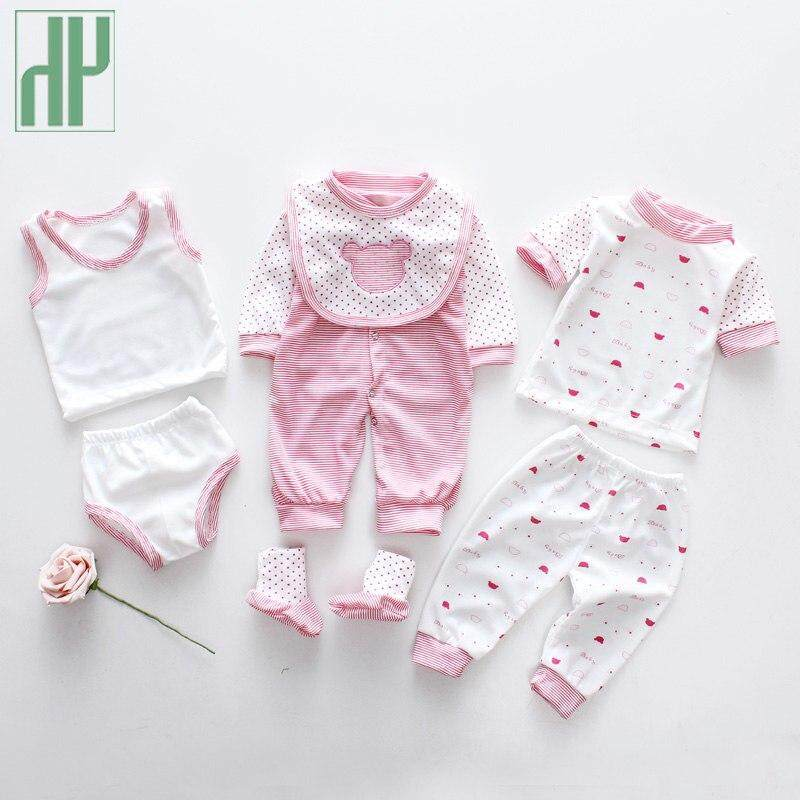 bbb783990 HH 8PCS Baby clothing tracksuit newborn baby infant boy clothes ...