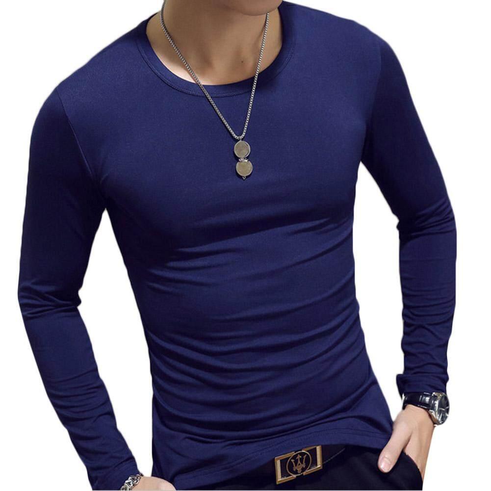 Mens Clothing Shirts Buy At Best Price Baju A7836 Kemeja Batik Slimfit Pria Men Casual Slim Fit Solid Color Tshirt S Long Sleeve O Neck V Cotton T