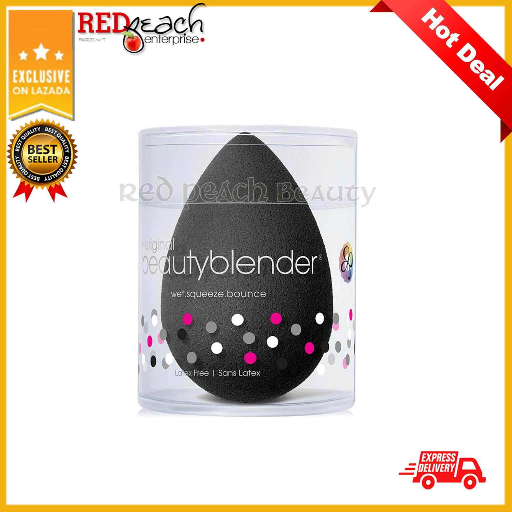 Jbs Spon Make Up Beauty Blender Wajah 2 Pcs Daftar Harga New York Rak Spons Sponge Puff 3 Black Hot Sale