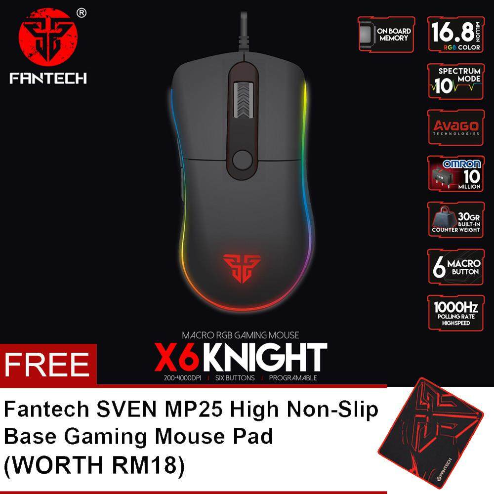 Sell Fantech Gaming Mouse Cheapest Best Quality My Store Pro Rhasta G10 Chroma 4 Button Myr 65