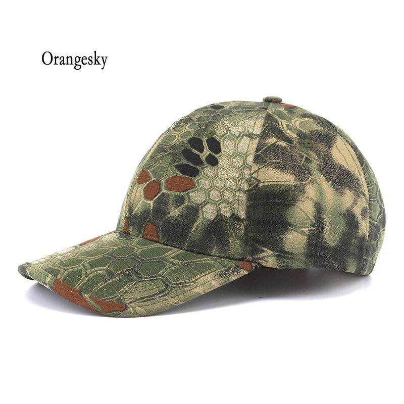 880025ff Orangesky New Military Army Tactical Hat Soldiers Sun-shading Baseball Cap  Camouflage Printed Outdoor Caps