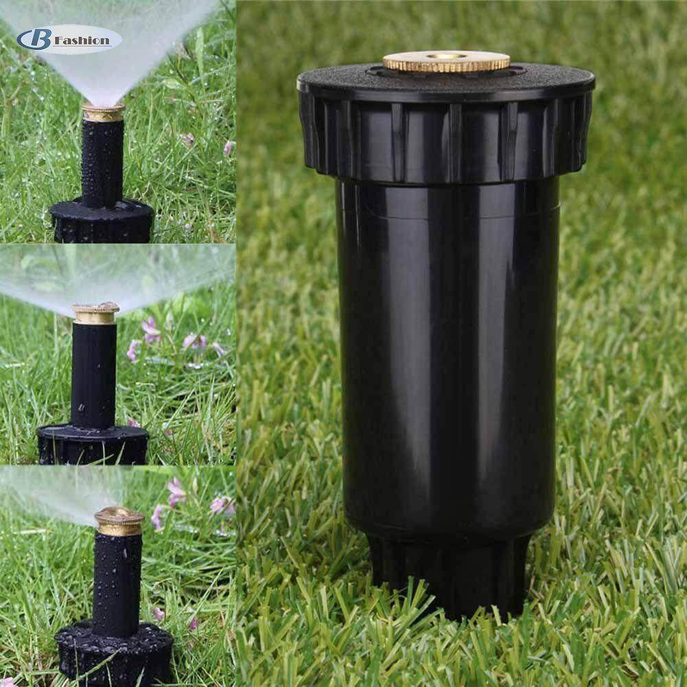 B-F 360 Degree Pop Up Spray Head Adjustable Sprinklers Nozzle for Watering Lawn Garden Irrigation
