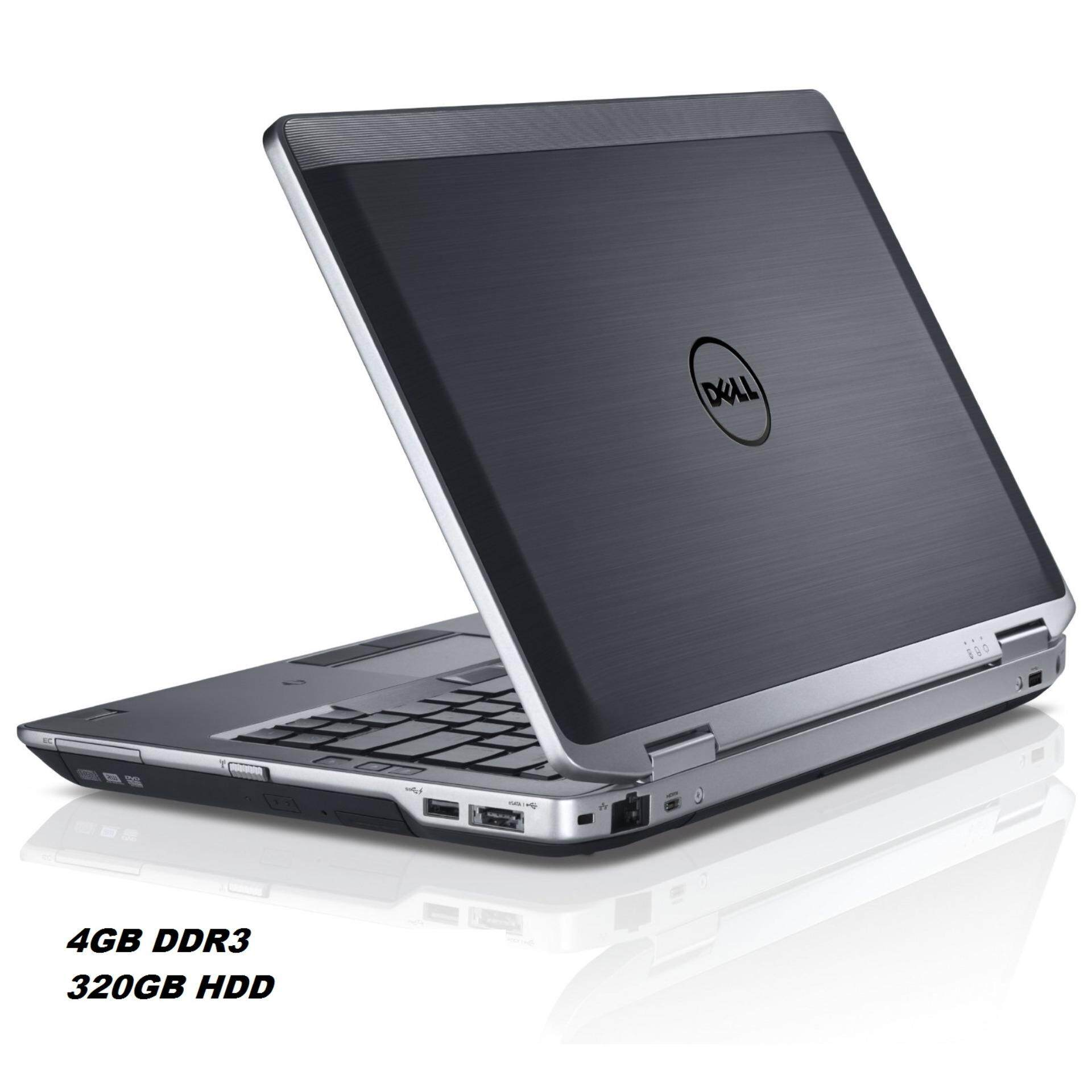(REFURBISHED) DELL LATITUDE E6430  INTEL CORE i5 3RD GENRATION/4GB DDR3 /320GB HDD/DVD RW/14 LED/INTEL HD GRAPHIC/ WIN 7 PRO Malaysia