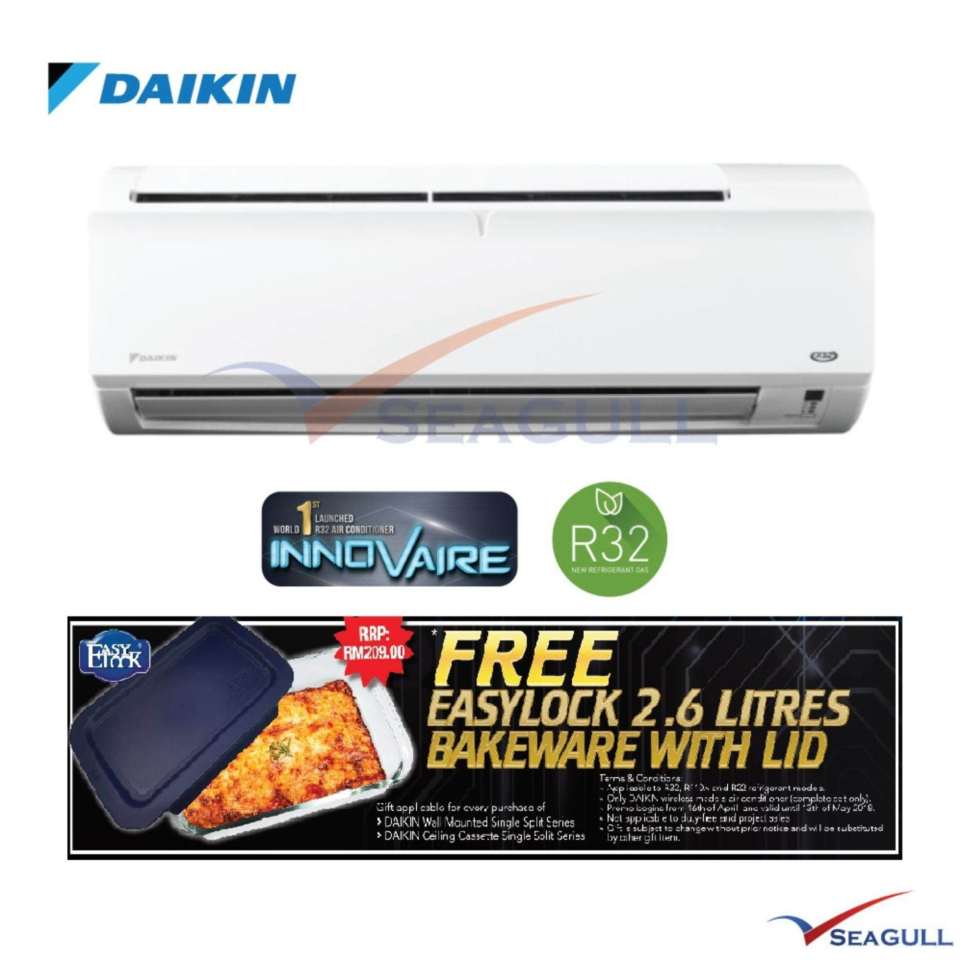 Daikin Air Conditioner Price In Malaysia Best Lamp Wiring Supplies Promotiononline Shopping For Promotional 25hp R32 Innovaire P Series Wall Mounted Non Inverter