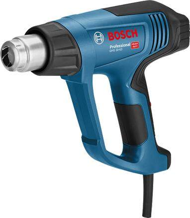 Bosch Hot Air Gun GHG 20-63 DCE Professional 3 -stage