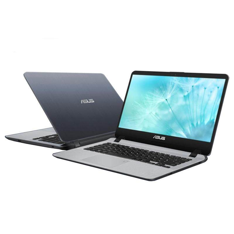 ASUS A407U-ABV321T STAR GREY (I3-8130/4GB/1TB/14/W10/1YR) + BACKPACK Malaysia