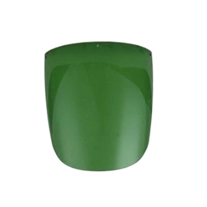 MagiDeal Safety Grinding Face Shield Screen Mask Eye Protection Workwear Green