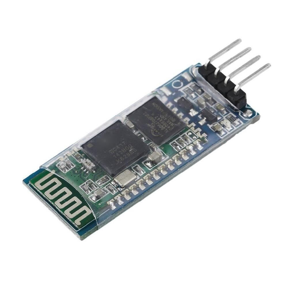 Queo Hc-06 bluetooth module for arduino transmitter receiver 4 pins to uart Malaysia