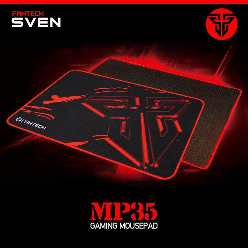 Fantech SVEN MP35 High Non-Slip Base Gaming Mouse Pad with Edge sewed (350*250*4mm) Malaysia