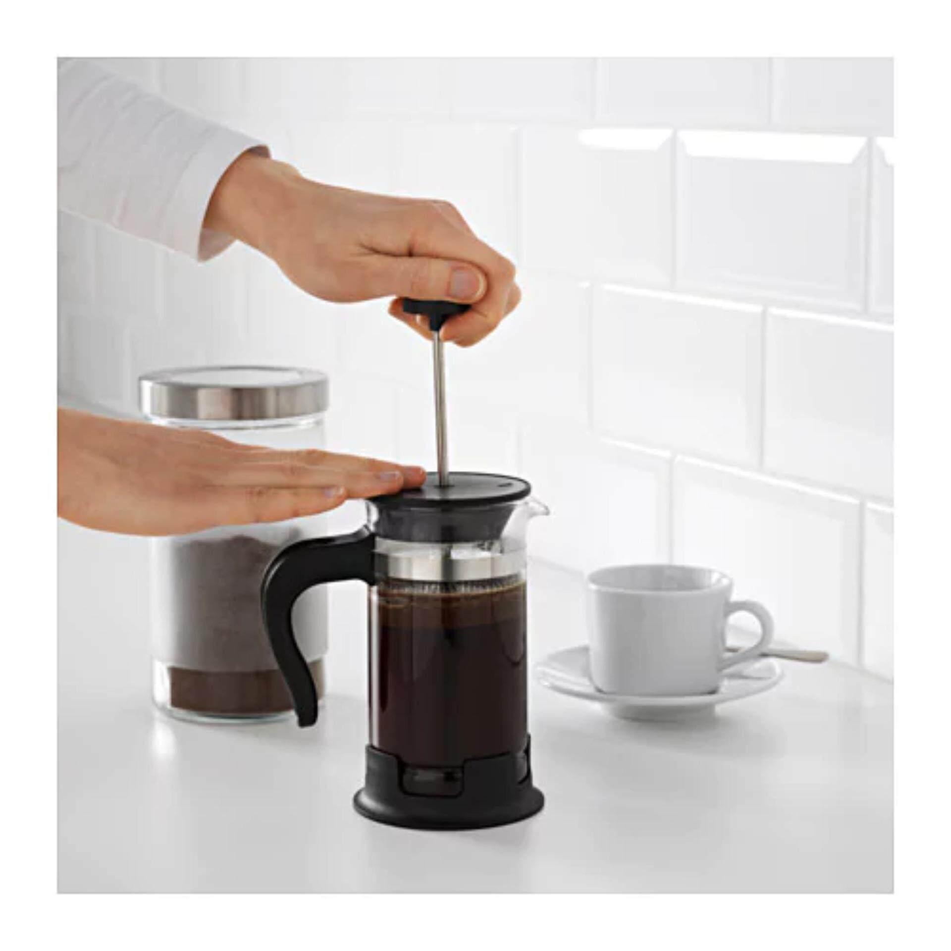 Ikea Upphetta Stainless Steel Teapot Tea Coffee Maker
