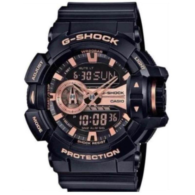 G Shock Men - Analog-Digital Resin Band Watch - GA-400GB-1A4 Malaysia