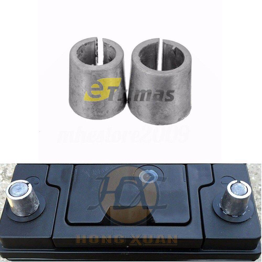 Japanese Car Battery Terminal Post Adapters Converter Jis To Sae Standard By E-Trimas.