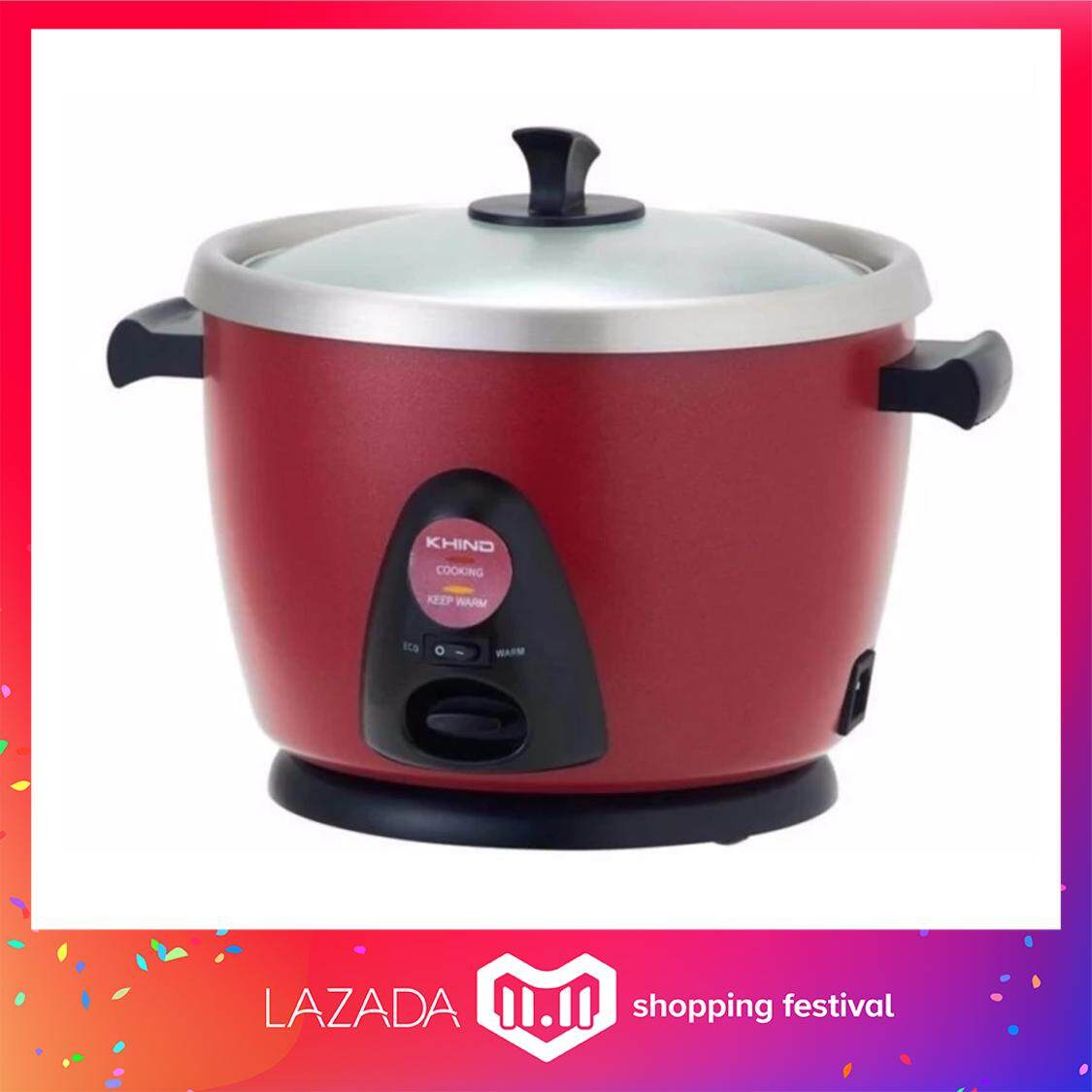 Rice Cookers Buy At Best Price In Malaysia Www Takahi Slow Cooker 12 L Red Khind