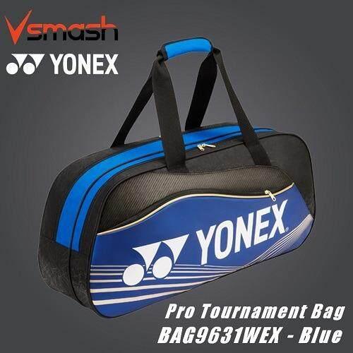Yonex 9631 Wex An Export Model Blue Tournament Badminton Sport Bag