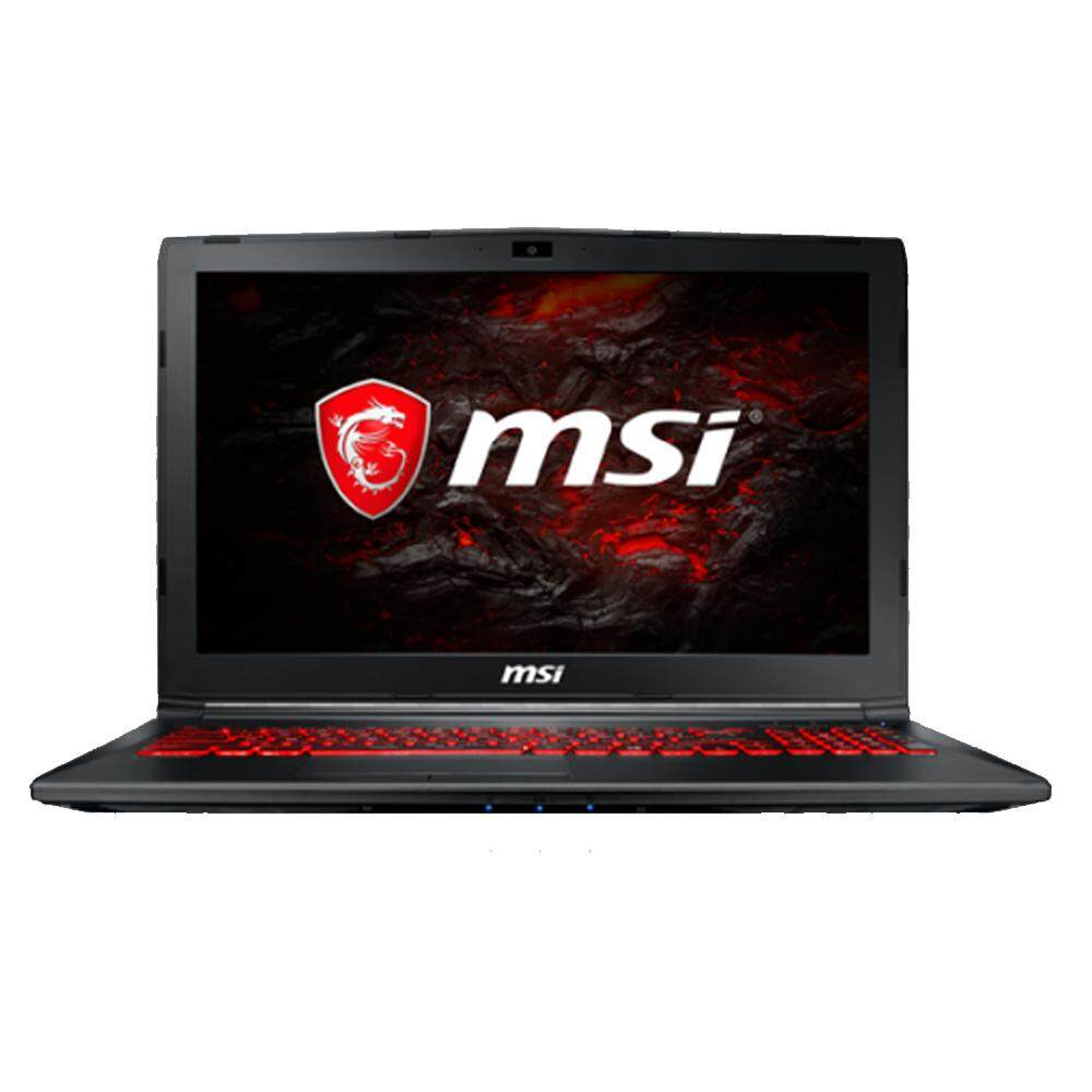 MSI GL62M 7RDX-2629 15.6 FHD Gaming Laptop Black (i7-7700HQ, 4GB, 1TB, NV GTX1050 4GB, DOS) Malaysia
