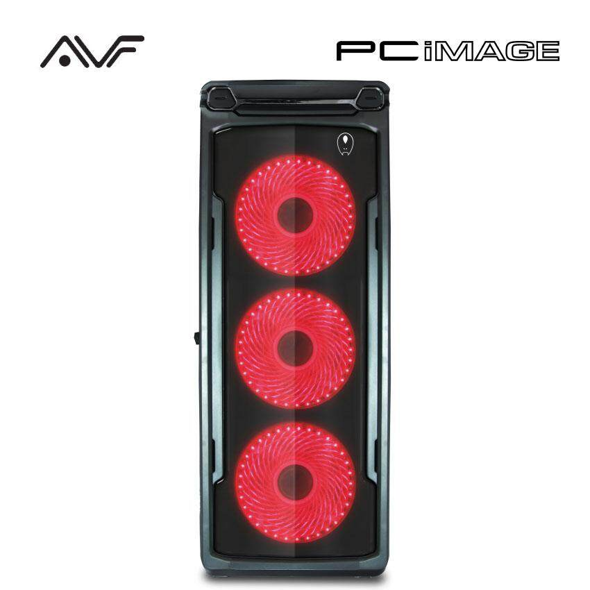 AVF Gaming Freak GFG-DRMX1 Druid Max Tower PC Casing Malaysia