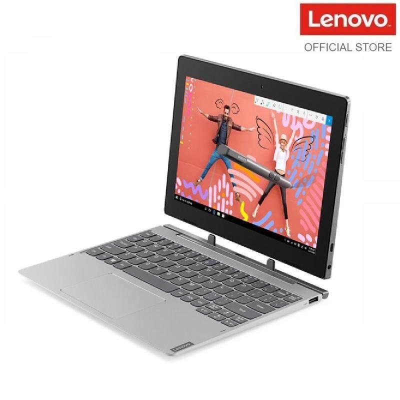 Lenovo Ideapad Miix D330-10IGM 81H3003WMJ 10.1 Notebook (N4000 / 4GB / 64GB / /W10 / 1YR ) - FREE Lenovo Casual Sleeve Malaysia