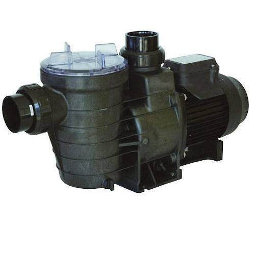 Waterco Supastream Pump (0.75Hp) - Single Phase, 50Hz 220-240V, 40Mm Barrel Union Connection