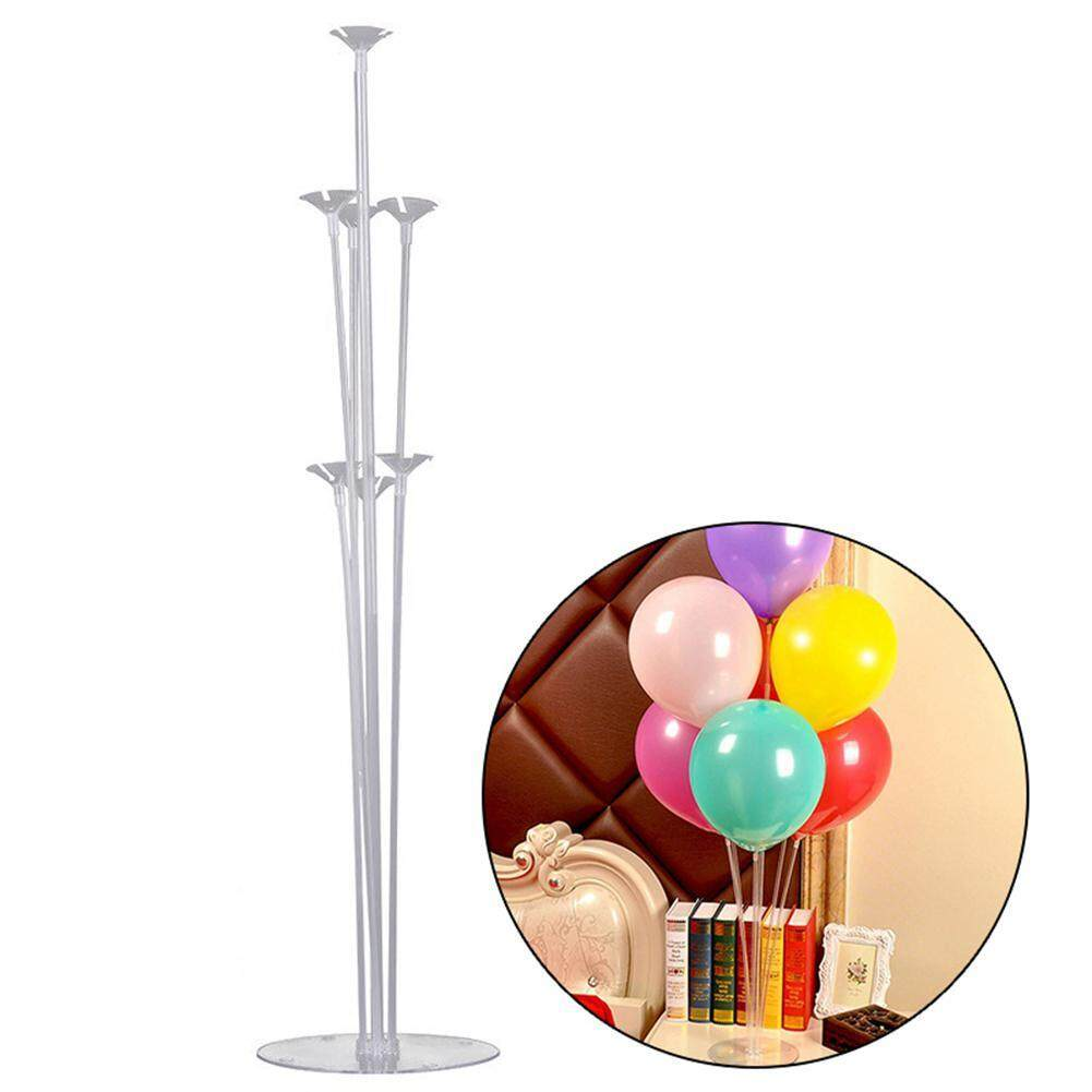 Foil Balloon Base Cup Stick Stand Holder For Birthday Wedding Party Decor 10 Pcs
