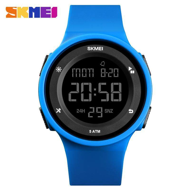 SKMEI Brand New Youth Fashion Digital Military Watch 50M Waterproof Sports Watches Outdoor Wristwatches Malaysia