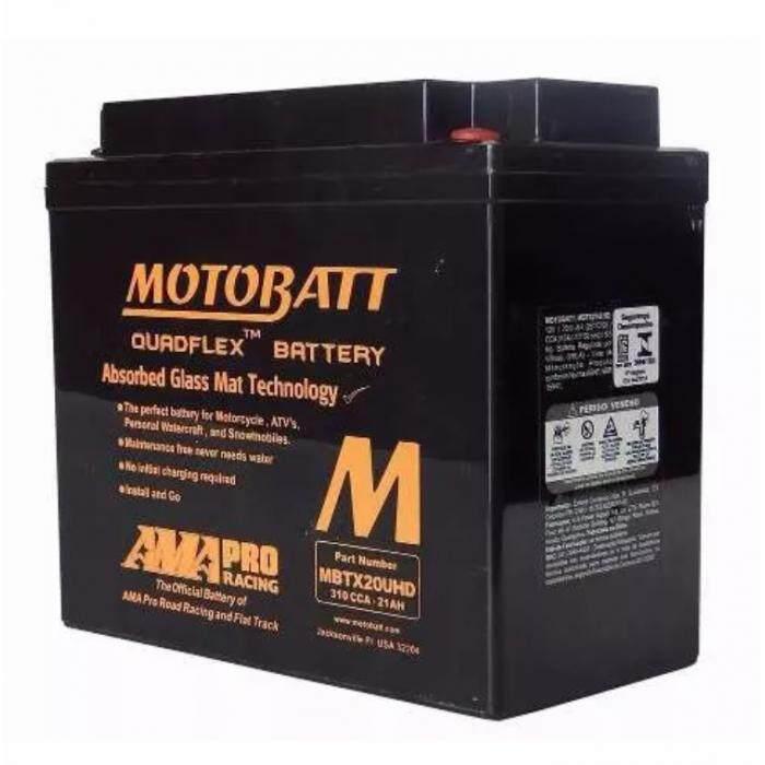 Motobatt Mbtx20uhd By Pj Wah Accesories.
