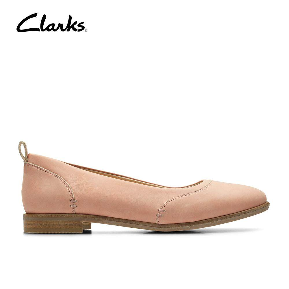 2af13243 Clarks Women's Alice Ivy Pink Nubuck Casual Shoes Fashion Comfort Durable  Comfort Durable