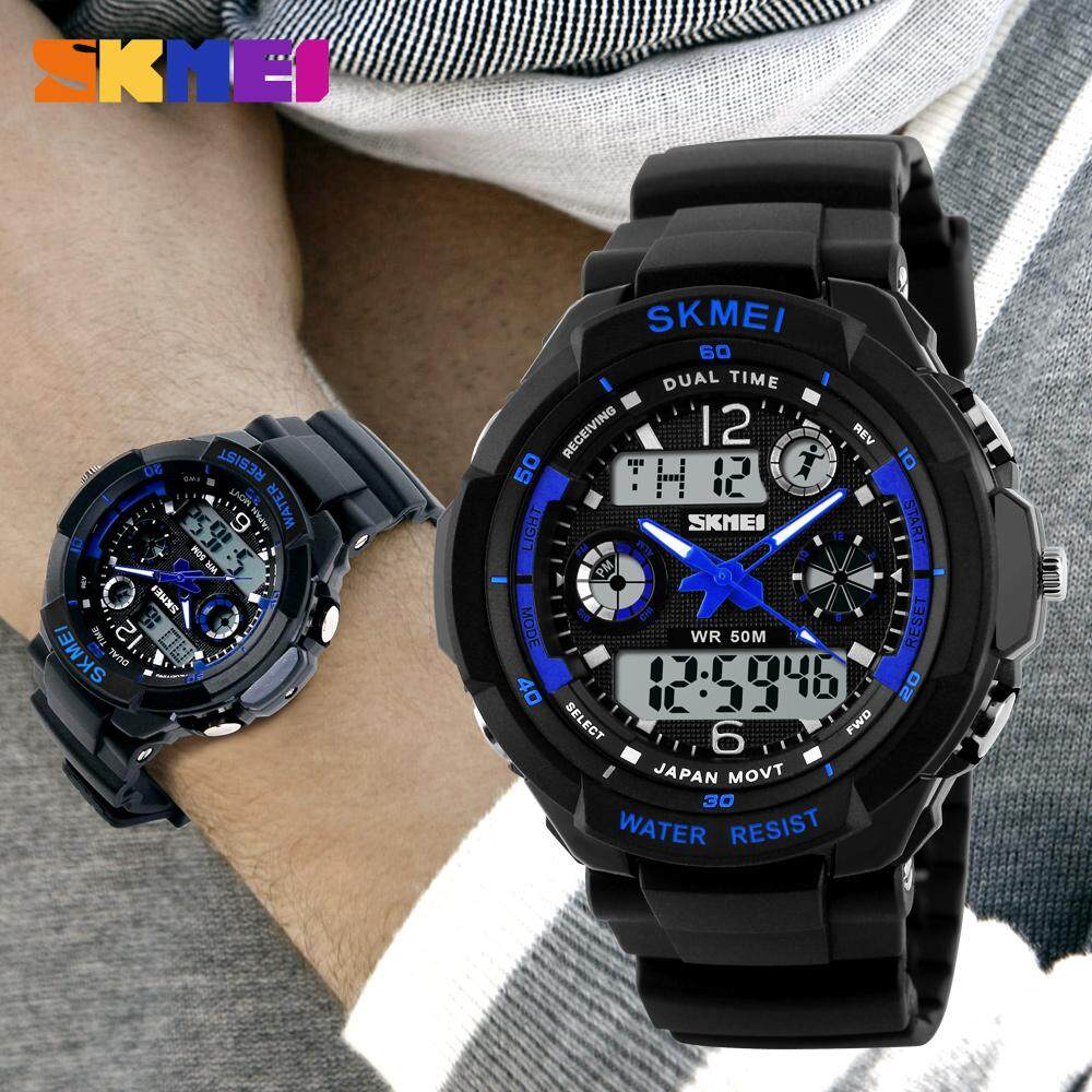 Skmei Watches Price In Malaysia Best Lazada Jam Tangan Sport Watch 1142 Water Resistant 50m Hitam
