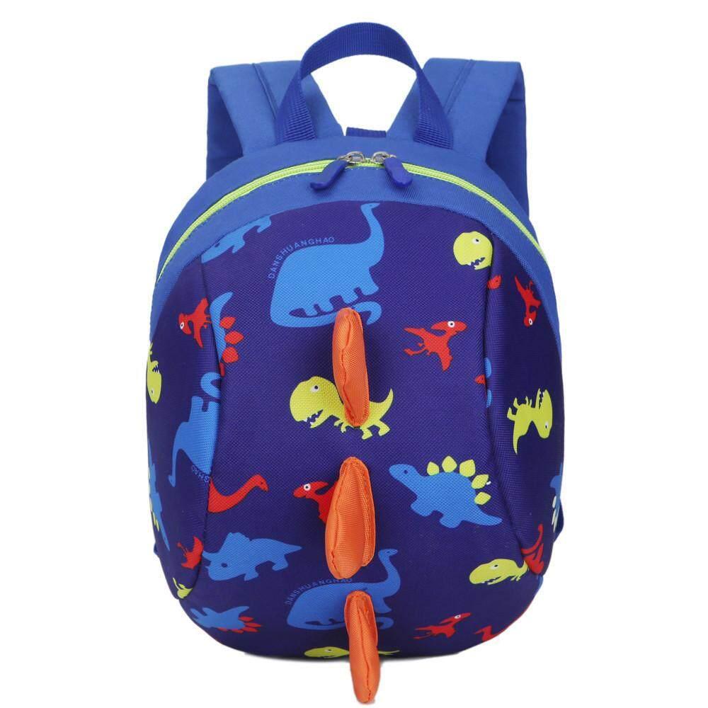 2d79a2656067 Baby Boys Girls Kids Dinosaur Pattern Animals Backpack Toddler School Bag