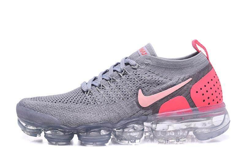 Nike Air VaporMax Flyknit V2 Women s Sneakers Running Shoes bb9c75e14a