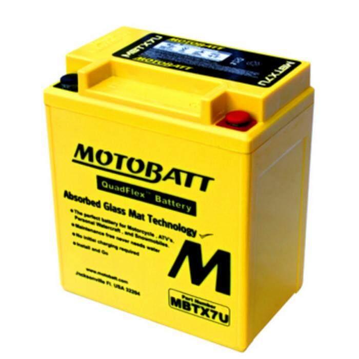 Motobatt Mbtx7u By Pj Wah Accesories.