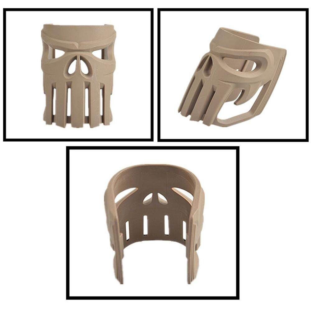 GreatCare A Box Multiple Styles AR-15 Magazine Grip Tactical Grip Outdoor  Cap Appearance Change Accessories