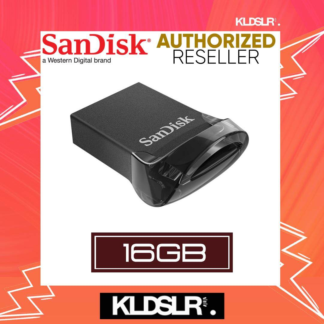 Usb Flash Drives For The Best Price In Malaysia Ter Flasdisk Toshiba 32 Gb Drive Sandisk Ultra Fit 16gb 31 Cz430 Sdcz430 016g G46