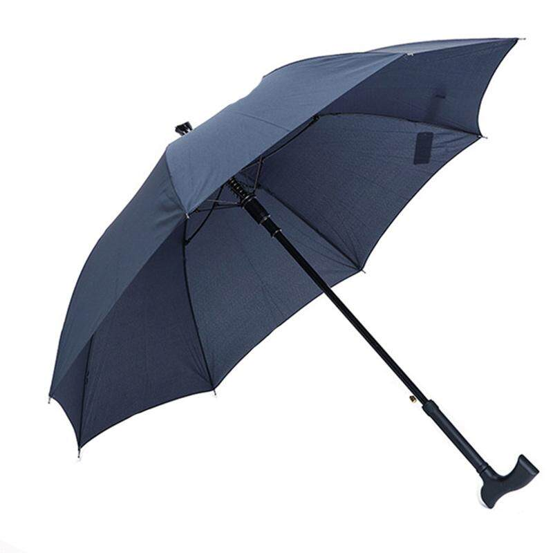 T-Handle Stick Umbrella Uv Protecton Auto Open Multi-Function Anti-Slip Windproof By Outdoor Lizard.