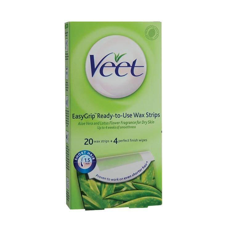 Veet Cold Wax Strip - Dry Skin 20s