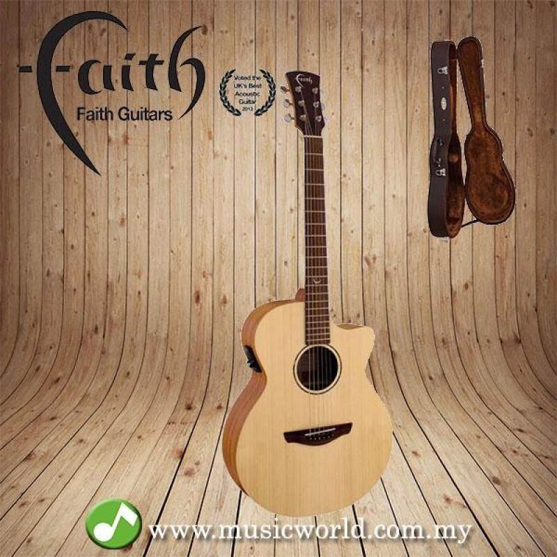 FAITH ACOUSTIC FOLK GUITARFKV - Naked Venus Cut/Electro Malaysia